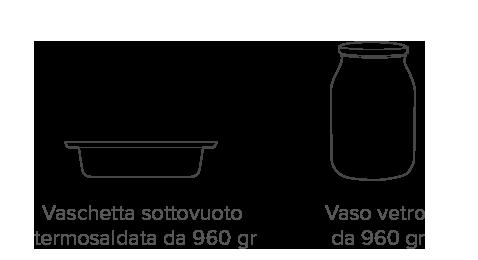 formati vaso vetro vaschetta