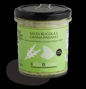 SALSA RUCOLA PADANO 280gr