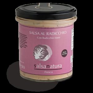 salsa radicchio 280gr