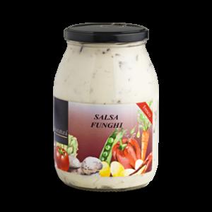 salsa funghi evid