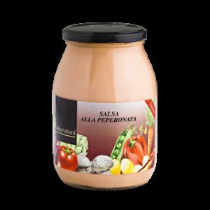 salsa alla peperonata